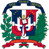 The Dominican Republic Coat of Arms