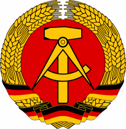 GDR Coat of Arms