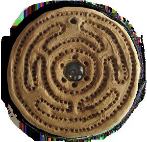 Hevate's Symbol talisman
